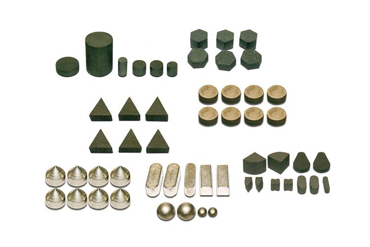 Термоустойчивый поликристаллический алмаз