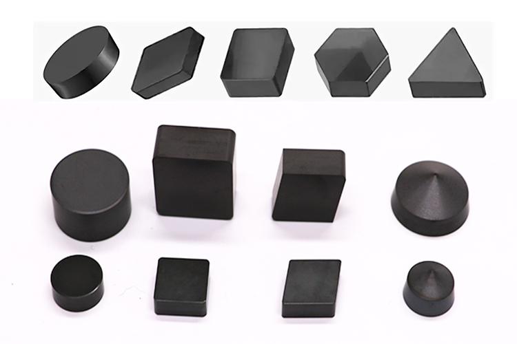 PCBN монолитные пластины