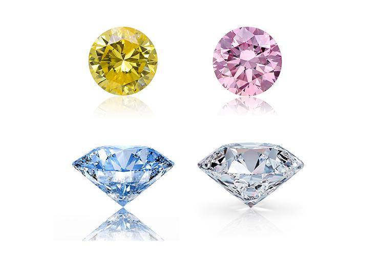 бриллианты фантазийной огранки