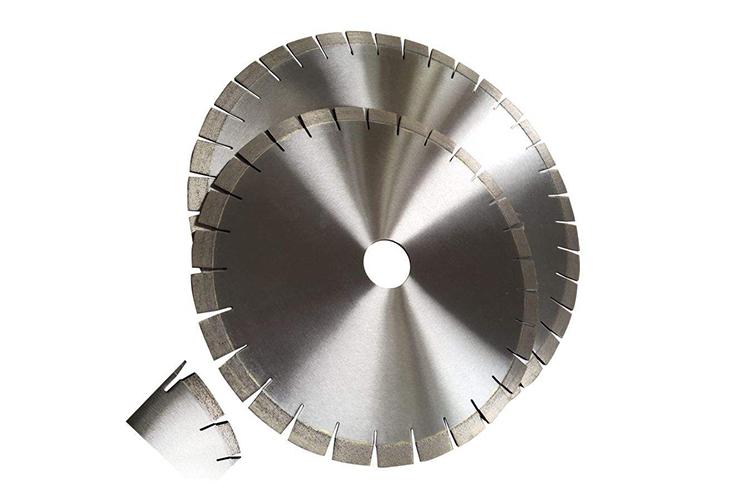 Гранитный алмазный диск