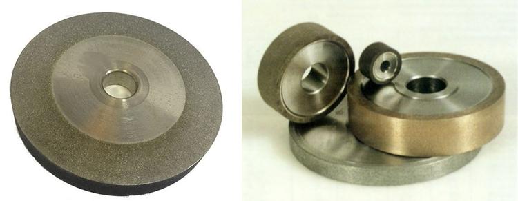 Шлифовальные алмазные круги прямого профиля