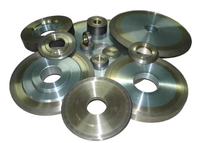 Шлифовальные алмазные круги с металлической связкой