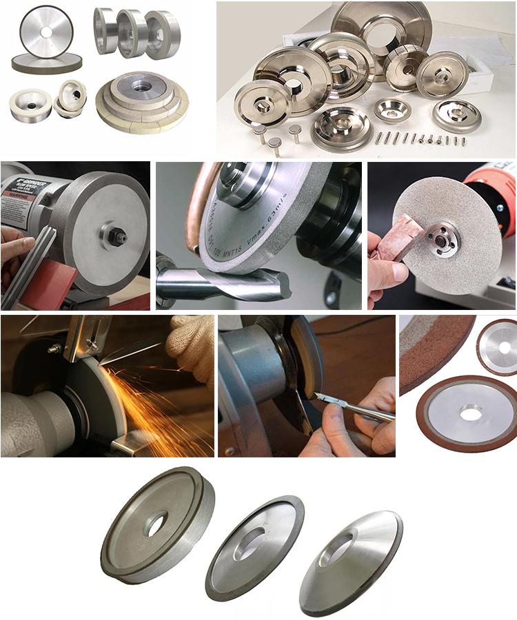 Сфера применения алмазного шлифовального инструмента