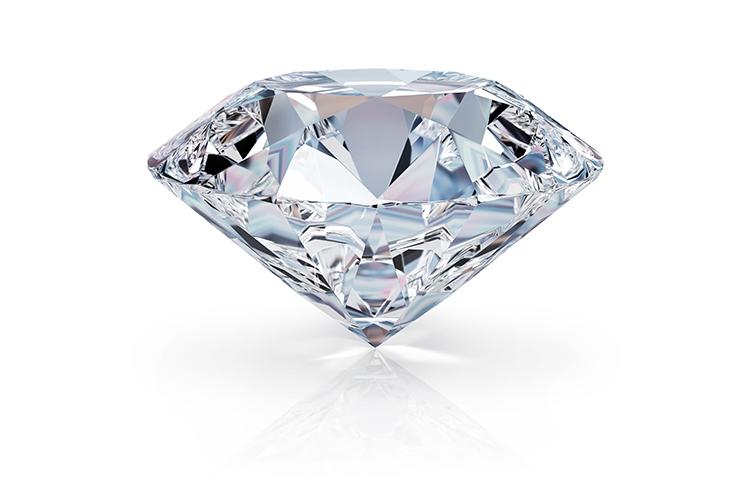 Бриллиант — это ограненный алмаз