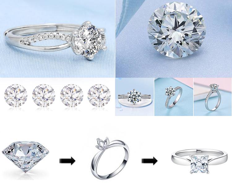 Ювелирные Крупные бриллианты