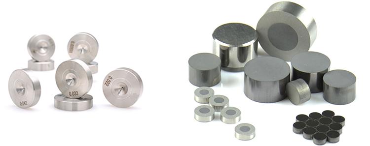 Алмазные фильеры PCD (Алмазные Волоки PCD) для волочения проволоки