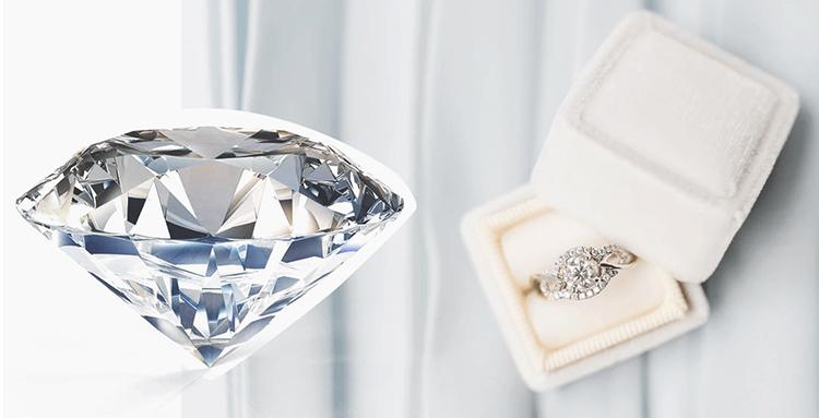 Ювелирные алмазы синтетические на подарок