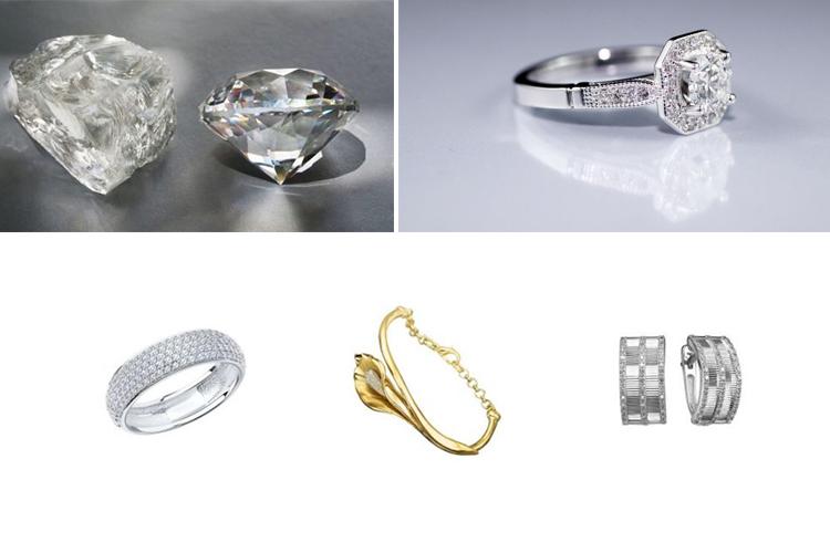 ювелирный синтетический алмаз цена