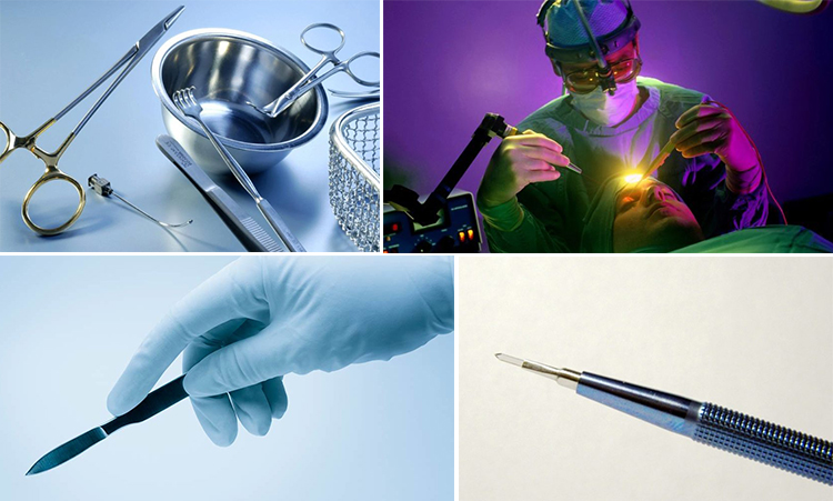 синтетические алмазы в медицине