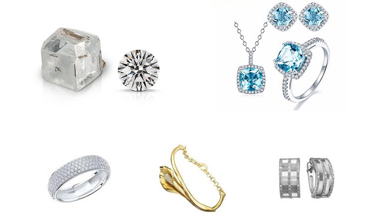 Применение алмаза в ювелирном деле