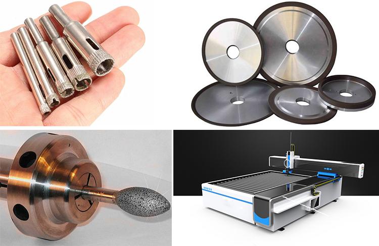 применение cvd алмазного сырья в строительстве и оборудовании