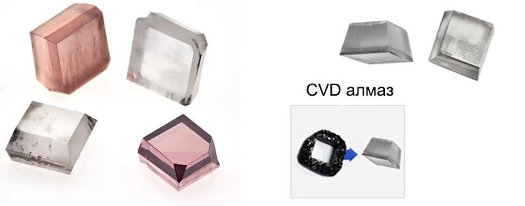 синтетические алмазы cvd