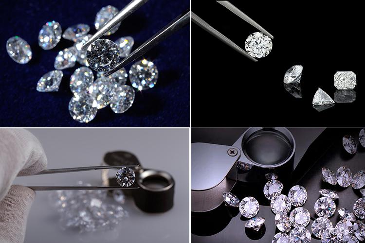синтетические (лабораторные) CVD бриллианты